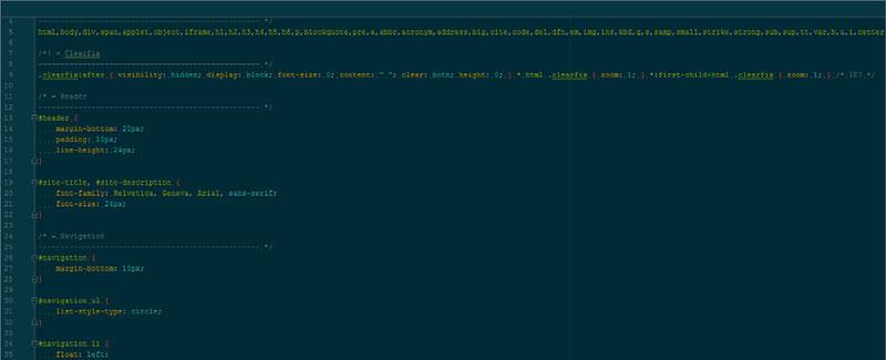 Birkaç faydalı CSS kodlama ipucu