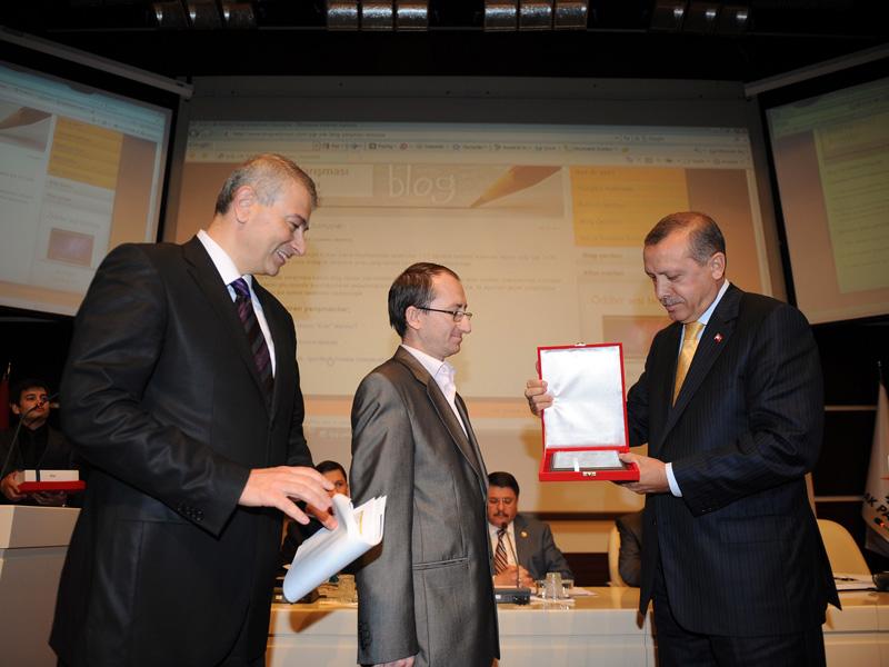 Işığı Yak Blog Yarışması Ödül Töreni